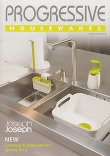 Progressive housewares January / February 2013