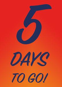 5 Days to FI