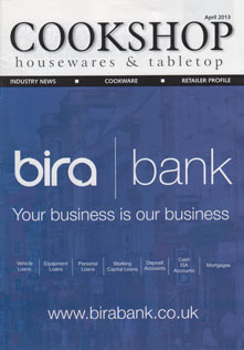 Cookshop housewares & tabletop April 2013