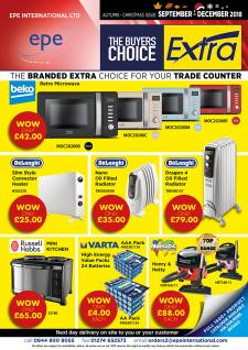 Bi-Quarterly Promotions – Buyers Choice Extra