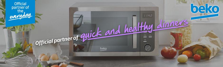Beko-Microwaves