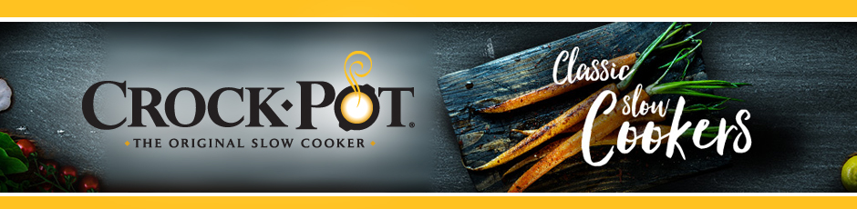 Crockpot-Slowcookers