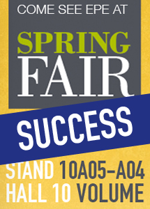 EPE-Springfair-Success