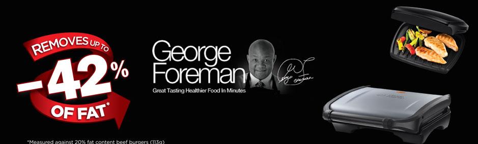 George-Foreman-Grills