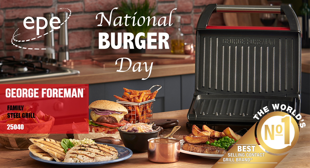 George-Foreman_NationalBurgerDay