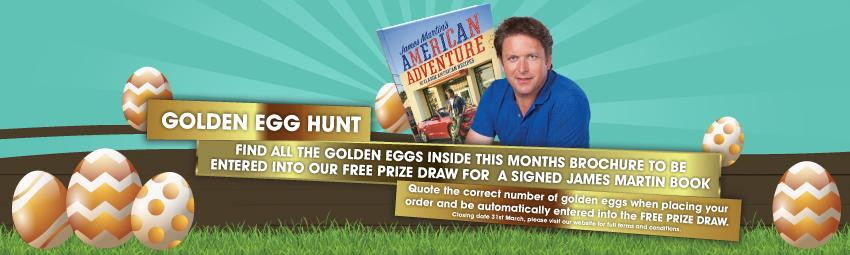Win A Signed Copy Of James Martin's New Book