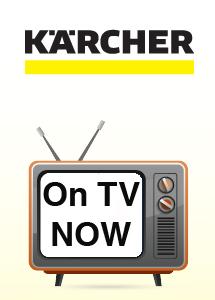 Karcher-TV-Spots