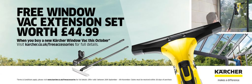 Karcher WV Extension Pole Redemption 2016 - Web Banner (UK) v2