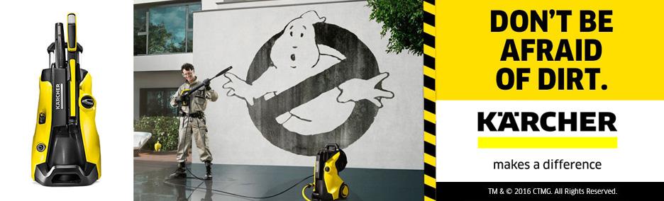 Karcher-ghostbuster