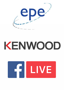 Kenwood-Fcaebook-Live