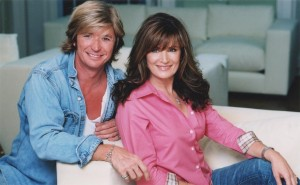 Nicky-and-Lesley about Nicky Clarke Graphic