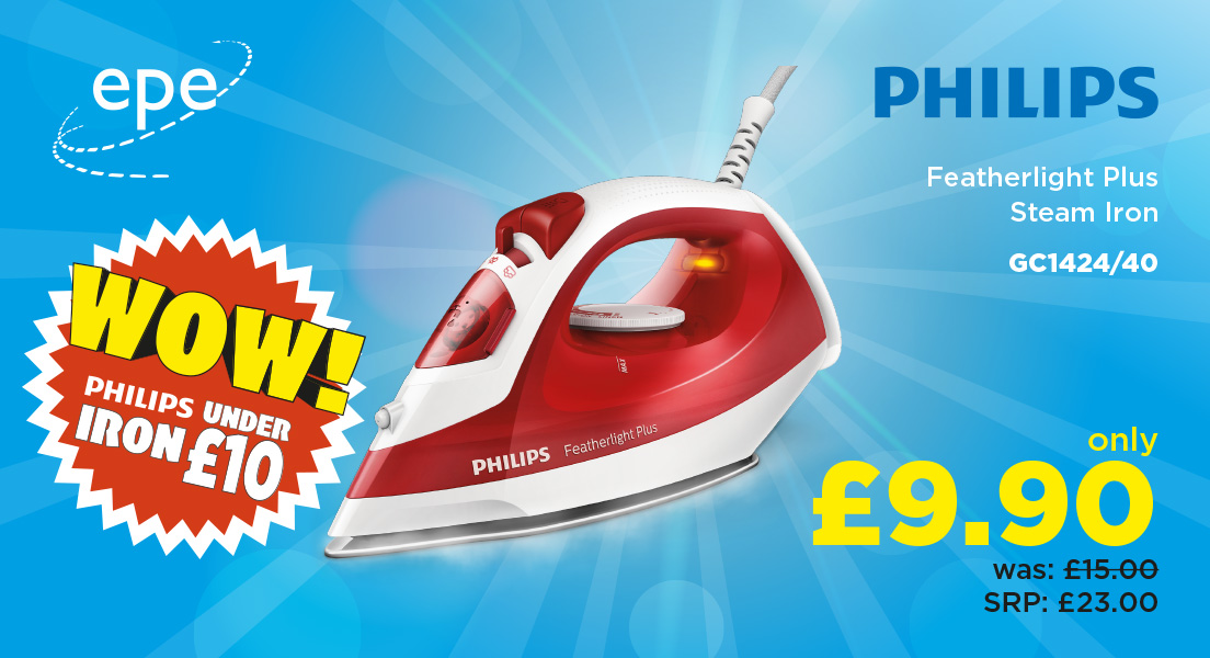 Philips_Featherlight_Steam_Iron