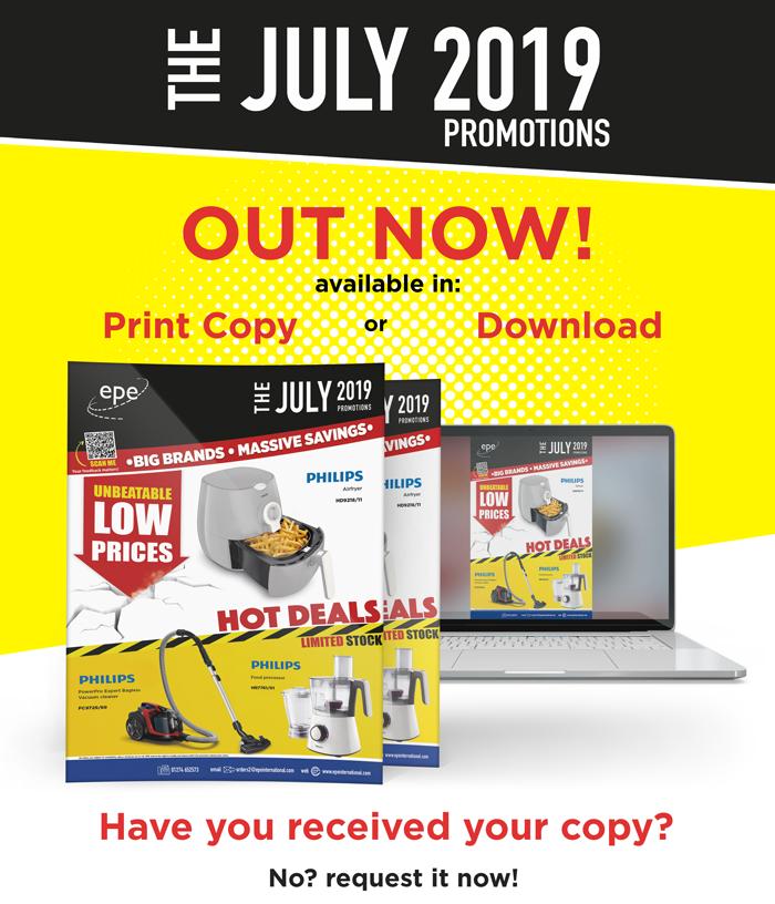 Promo Brochure July