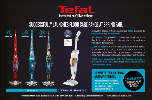 Tefal and EPE Get Coneccted Article copy