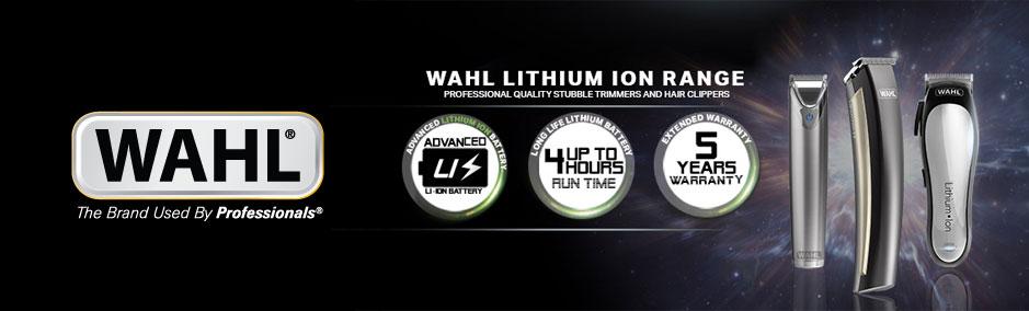 Wahl-Li-Ion-Banner