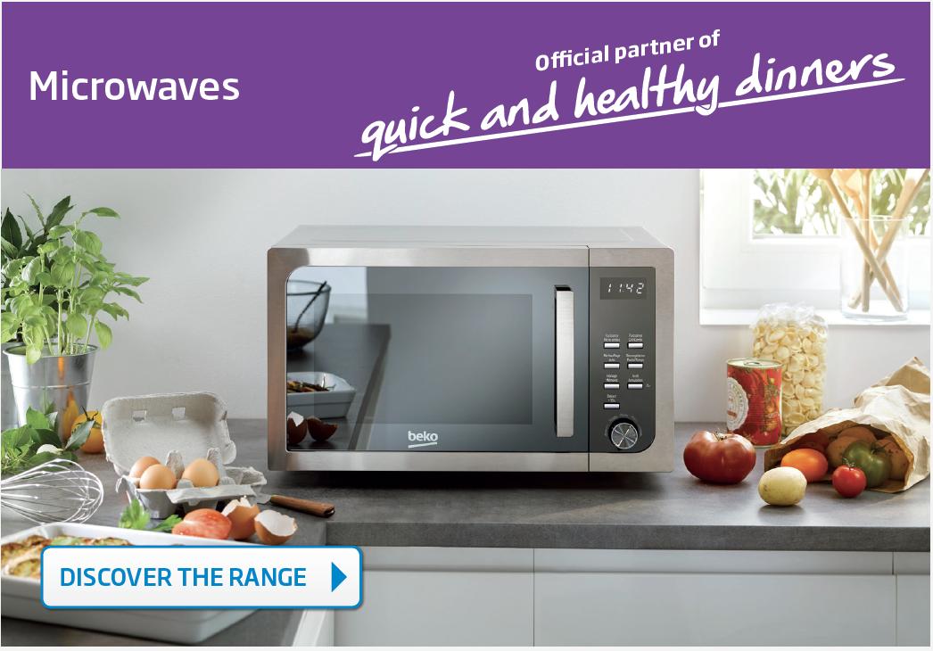 microwave range image