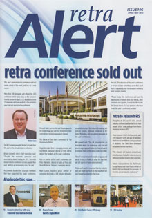 Retra Alert April / May 2013