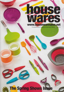 House wares January / February 2013