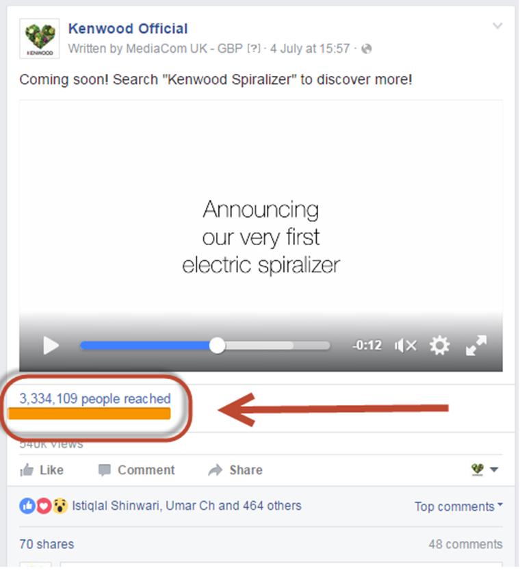 Kenwood Spiralizer 1