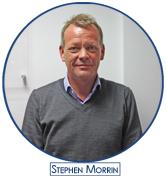 Stephen Morrin round small